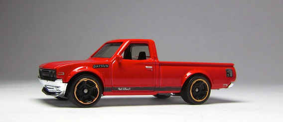 Datsun 620 Hot Wheels 2014 Caminhoneta Pickup