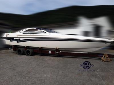 Lancha Intermarine Excalibur 39 - Azimut Ferretti Real Schae
