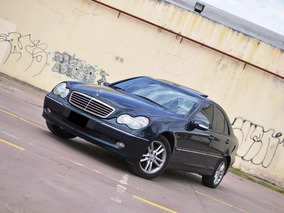 Mercedes Benz C320 V6 At Pintura De Fca - Service Of. Unico