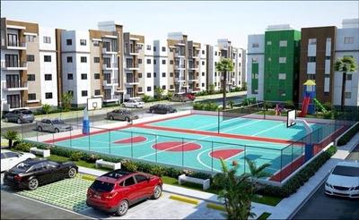 Oferta, Residencial En Alameda, 2 Y 3 Hab, Areas Sociales