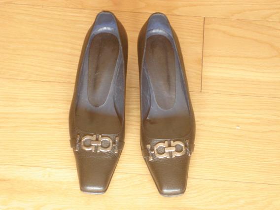 Zapatos Prego Mujer Estilo Italiano