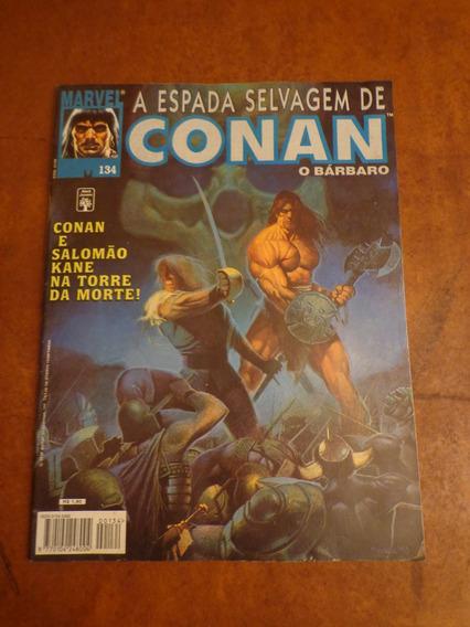 Antiga Revista Em Quadrinhos Conan - R 1932