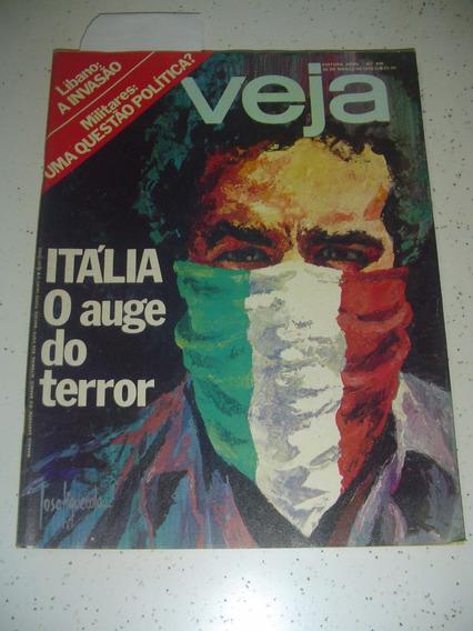 Revista Veja 498 Mato Grosso Alta Floresta Ismael Silva 1978