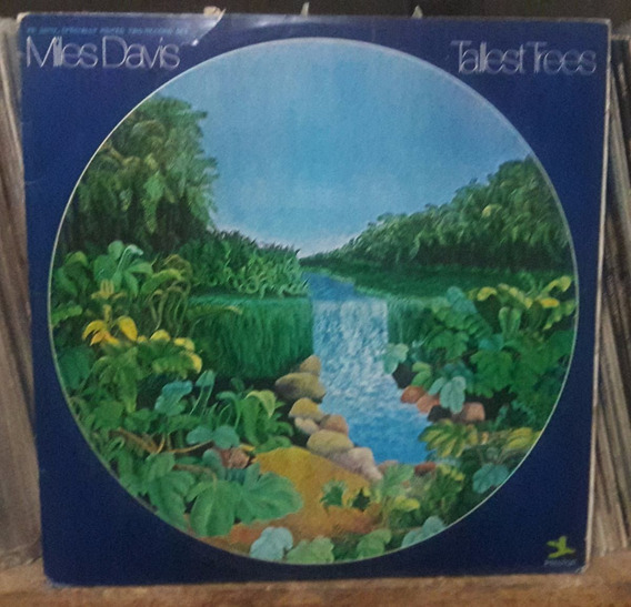Miles Davis - Tallest Trees - 1978 - Disco Duplo