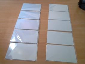 Cartão Rfid Mfrc522 13,56mhz - Kit Com 10 Cartões
