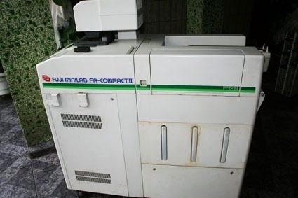 Minilab Fuji Compact 2