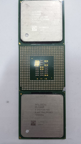 Processador 478 Celeron 2.0ghz/128/400 - Promoção
