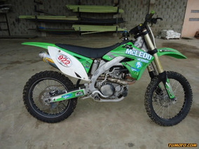 Kawasaki Kx 251 Cc - 500 Cc