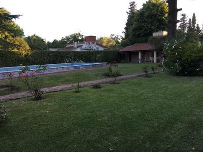 Casa Quinta En Paso Del Rey