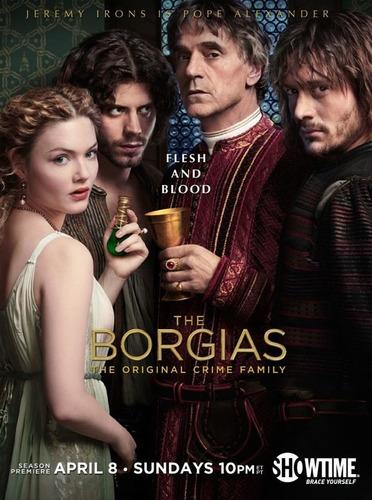 The Borgias Temporada Completa