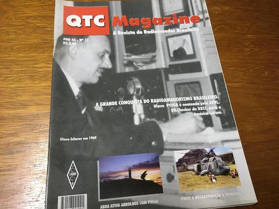 Revistas Qtc Magazine A Revista Do Radioamador Brasileiro