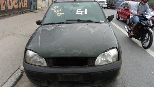 Sucata Ford Fiesta Gl 2001 (so Peças)