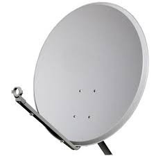 Antena Parabólica Banda Ku 60cm - Kit Completo Claro Lnbf
