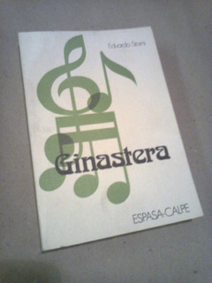 Ginastera - Eduardo Storni - Clásicos De La Musica