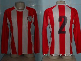 Camisa Da Seleção Do Paraguay M/l