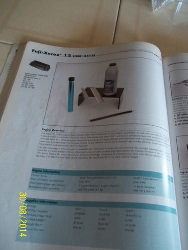 Cilindro Para  Toner Xerox