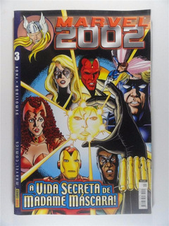 Hq Marvel 2002 Nª 3 Thor Demolidor - Panini Mc
