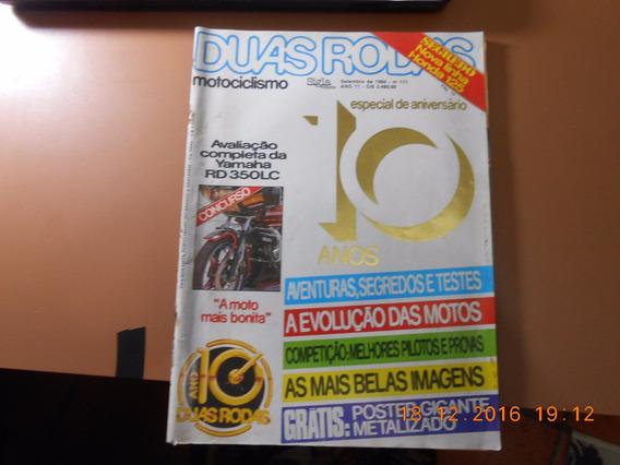 Revistas Duas Rodas Antigas 111 Edição Especial
