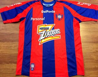 Camisa Cerro Porteño Usada Jogo Libertadores 2005