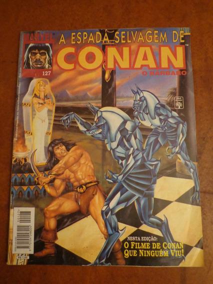 Antiga Revista Em Quadrinhos Conan - R 1928