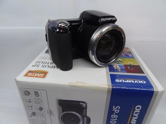 Camera Fotografica Digital Olympus Sp810 Semi-profissional