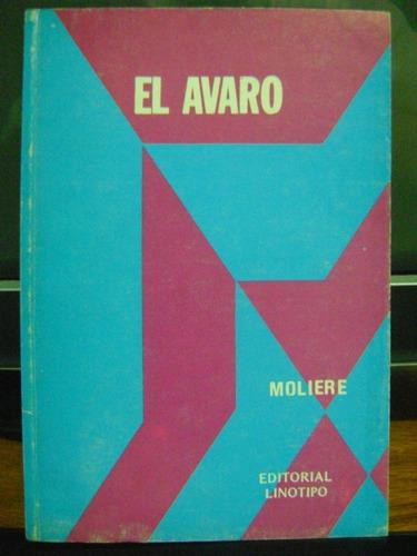El Avaro Moliere