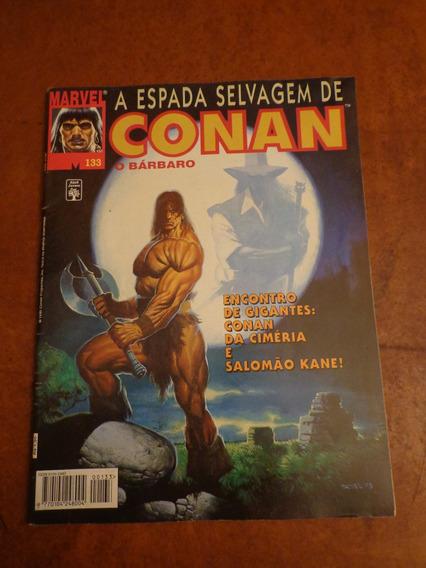 Antiga Revista Em Quadrinhos Conan - R 1929