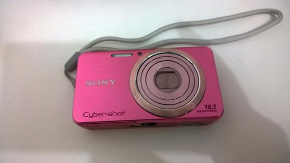 Câmera Fotográfica Sony Cyber Shot