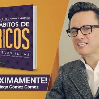 Libro Habitos De Ricos Juan Diego Gomez Kiyosaki Financiera
