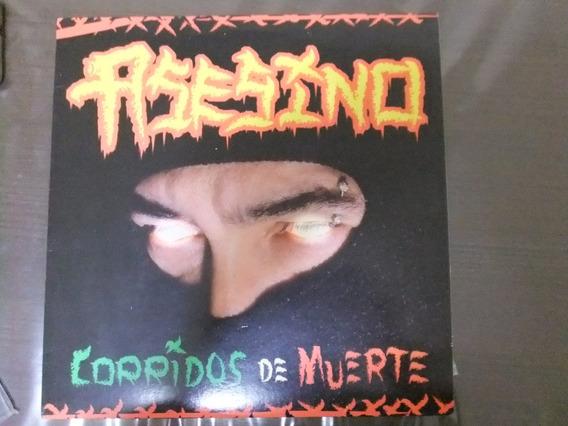 Asesino - Corridos De Muerte Vinilo 12