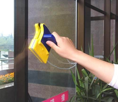 Departamento Limpio Con Limpia Vidrios Magnetico