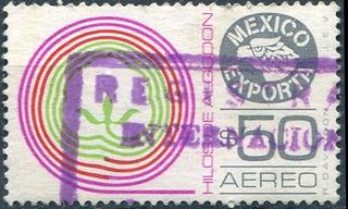 1427 Exporta 2° Emisión H Algodón 50pesos Usado 1980