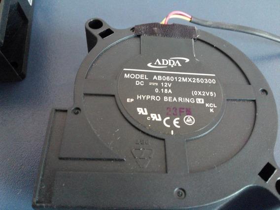 Ventilador Cooler Fun Ab06012mx250300