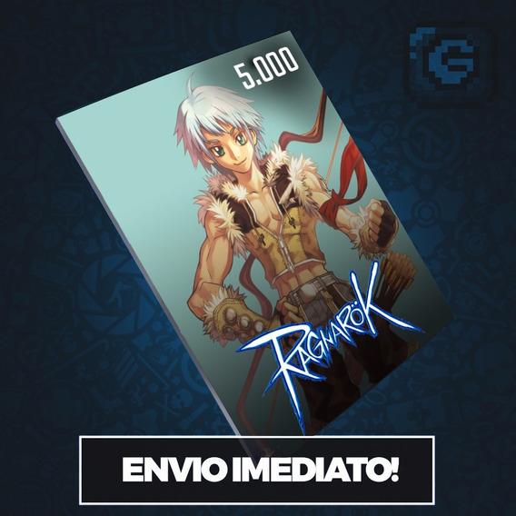 Credito Eletronico Ragnarok - 4.000 Rops