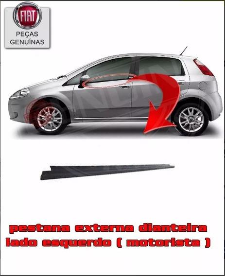 Pestana Externa Porta Dianteira Esquerda Punto - Original
