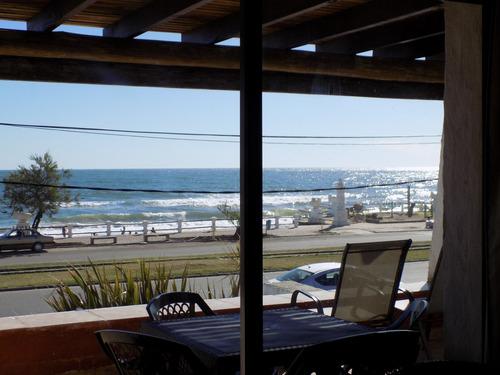 Frente Playa Zona Ancap Parrillero Techado 2 Aires Wifi
