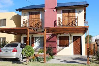 Duplex Tipo Cabaña, 2 C/mar,5 Pers,3 Amb,zona Muelle,miramar