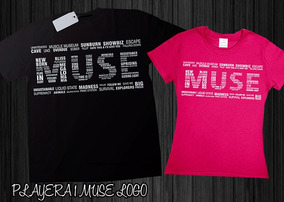 Muse Playeras The 2nd Law Unsustainable Origin Of Symmetry