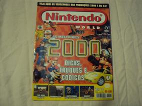 Revista Nintendo World Número 17 Capa 2000 Dicas