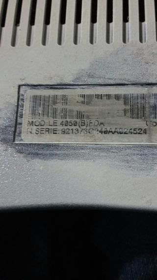 Placas Da Tv. Modelo Le 4050(b) N.s. 921373c24aa024524