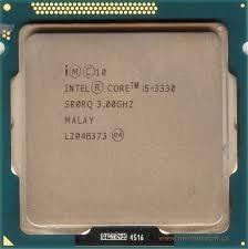 Processador Intel Core I5 3330 Lga 1155 3.0 6mb Frete Gratis
