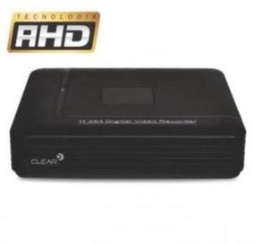 Dvr Stand Alone 5mp 5em1 H265 08ch Ahd 1080p Clear Cftv