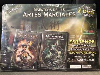 Artes Marciales 10 Peliculas En Dvd Coleccion Originales