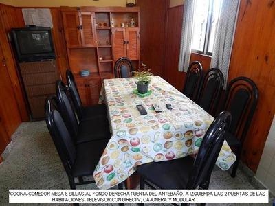 Casa/departamento 8-6-4 Personas 3-2 Ambientes Centro