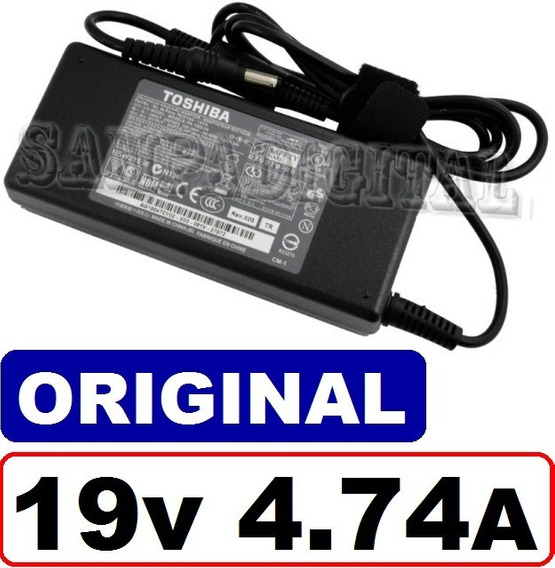 Fonte Carregador Toshiba C650 C670 L450 L500 L650 L755 90w