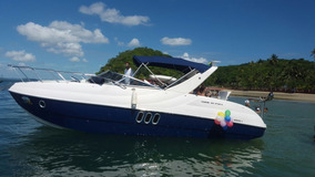 Lancha Coral 31 Full 2014 Parelha Mercury 440 Hp Oportunidad