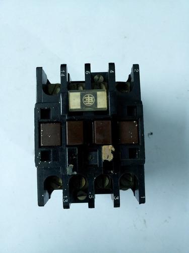 Contactor Telemecanique 20 Amp 24 V12761