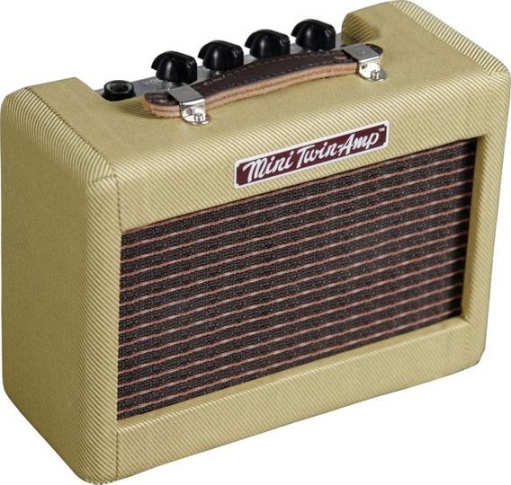Mini Cubo Fender Mini Twin 57