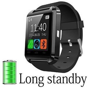 A8 Poder U8 Bluetooth Reloj De Pulsera Inteligente Compañero