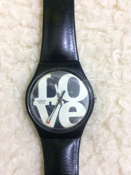 Swatch Enigmatic Love (*raridade*)